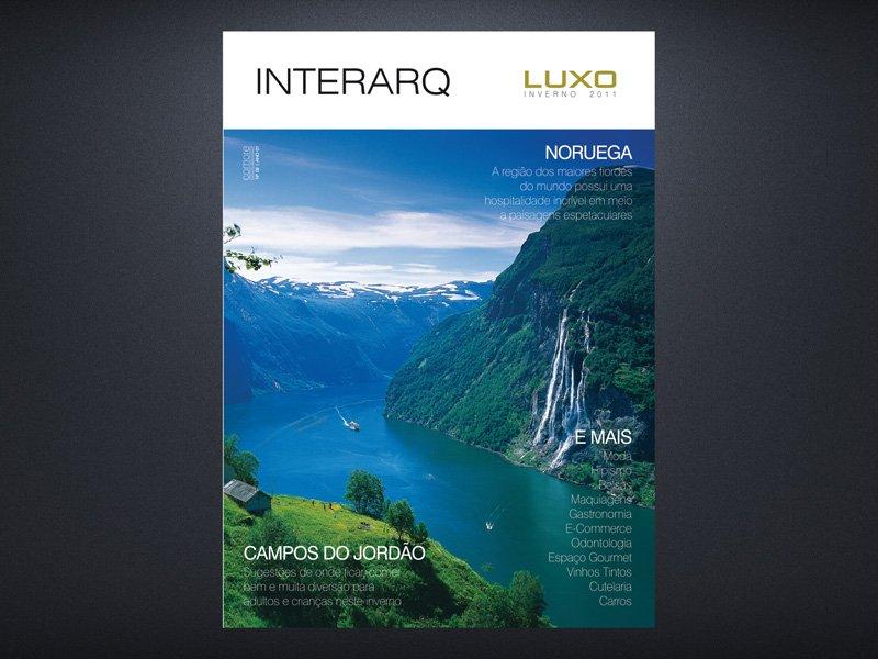 INTERARQ LUXO INVERNO 2011 - Revista InterArq | Arquitetura, decoração, design, interiores, paisagismo, lifestyle e festas