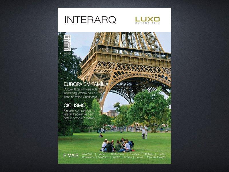 INTERARQ LUXO OUTONO 2012 - Revista InterArq | Arquitetura, decoração, design, interiores, paisagismo, lifestyle e festas