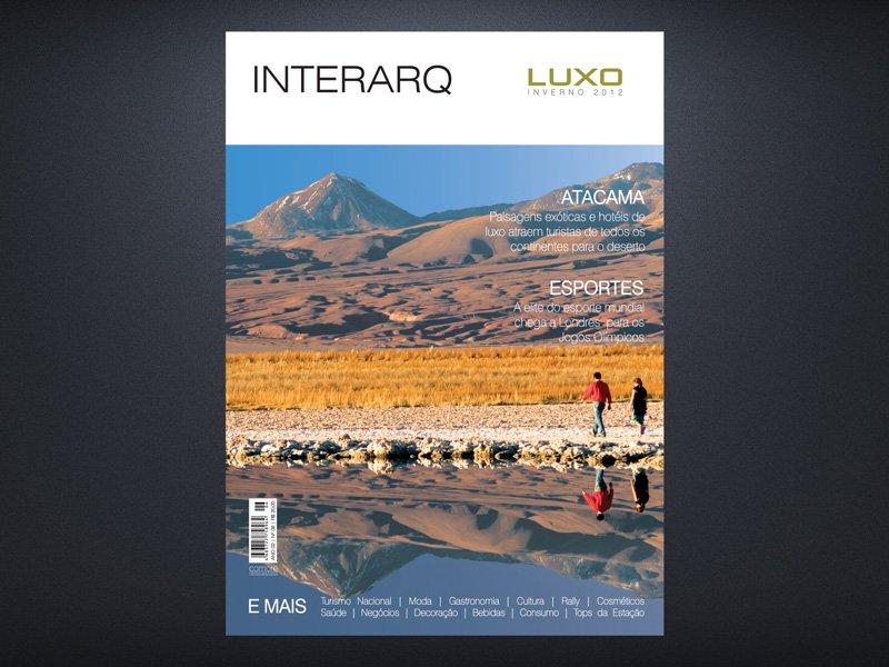 INTERARQ LUXO INVERNO 2012 - Revista InterArq | Arquitetura, decoração, design, interiores, paisagismo, lifestyle e festas