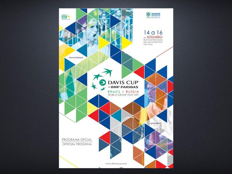COPA DAVIS BY BNP PARIBAS BRASILxRÚSSIA - Revista InterArq | Arquitetura, decoração, design, interiores, paisagismo, lifestyle e festas