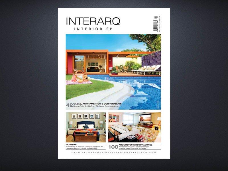 INTERARQ INTERIOR SP 02 - Revista InterArq | Arquitetura, decoração, design, interiores, paisagismo, lifestyle e festas