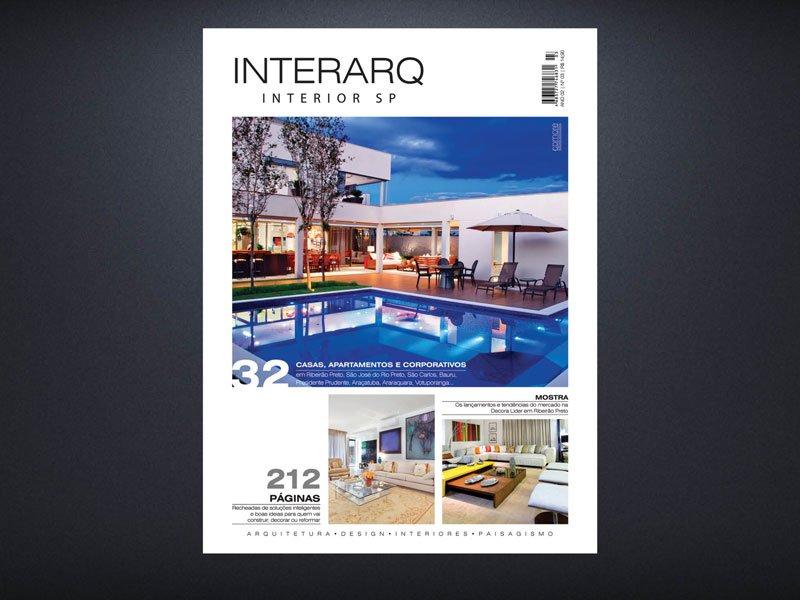 INTERARQ INTERIOR SP 03 - Revista InterArq | Arquitetura, decoração, design, interiores, paisagismo, lifestyle e festas