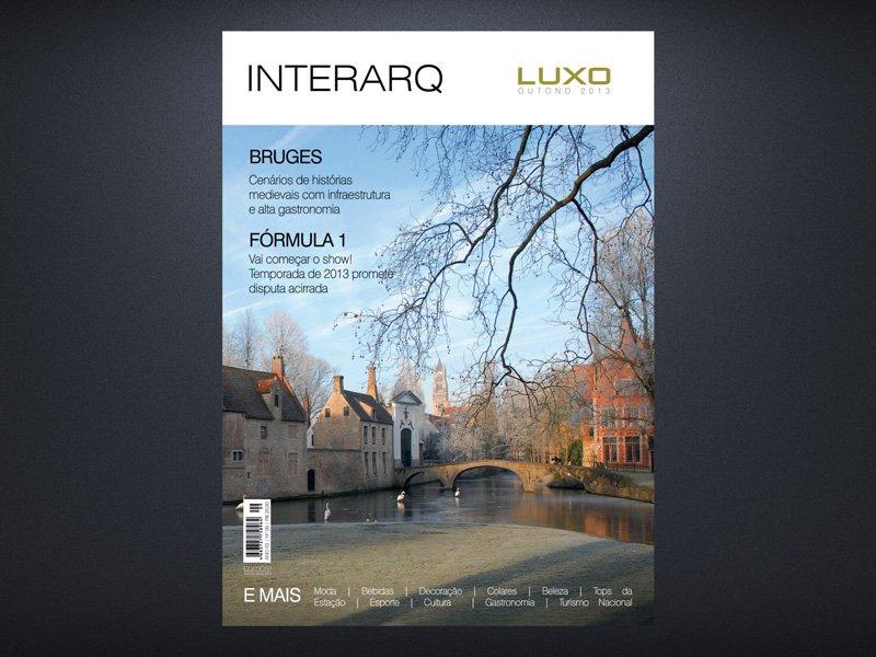INTERARQ LUXO OUTONO 2013 - Revista InterArq | Arquitetura, decoração, design, interiores, paisagismo, lifestyle e festas