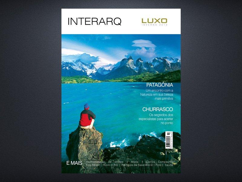 INTERARQ LUXO INVERNO 2013 - Revista InterArq | Arquitetura, decoração, design, interiores, paisagismo, lifestyle e festas