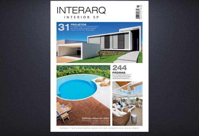 INTERARQ INTERIOR SP 05 - Revista InterArq | Arquitetura, decoração, design, interiores, paisagismo, lifestyle e festas