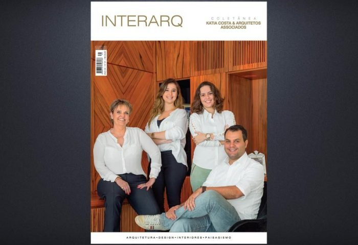INTERARQ COLETÂNEA KATIA COSTA & ARQUITETOS ASSOCIADOS – ED. 31 - Revista InterArq | Arquitetura, decoração, design, interiores, paisagismo, lifestyle e festas