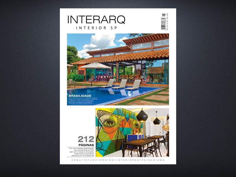 INTERARQ INTERIOR SP 06 - Revista InterArq | Arquitetura, decoração, design, interiores, paisagismo, lifestyle e festas