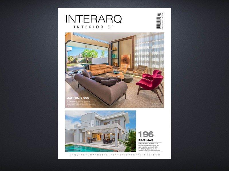 INTERARQ INTERIOR SP 07 - Revista InterArq | Arquitetura, decoração, design, interiores, paisagismo, lifestyle e festas