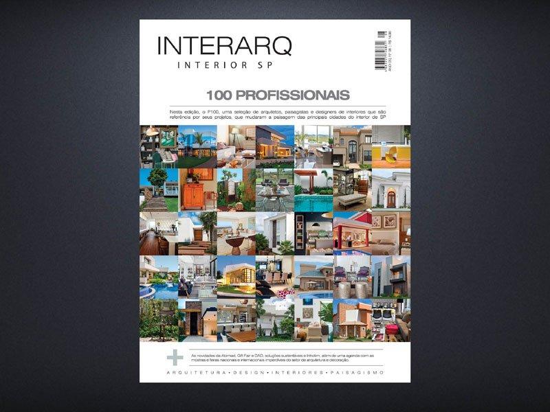 INTERARQ INTERIOR SP 08 - Revista InterArq | Arquitetura, decoração, design, interiores, paisagismo, lifestyle e festas