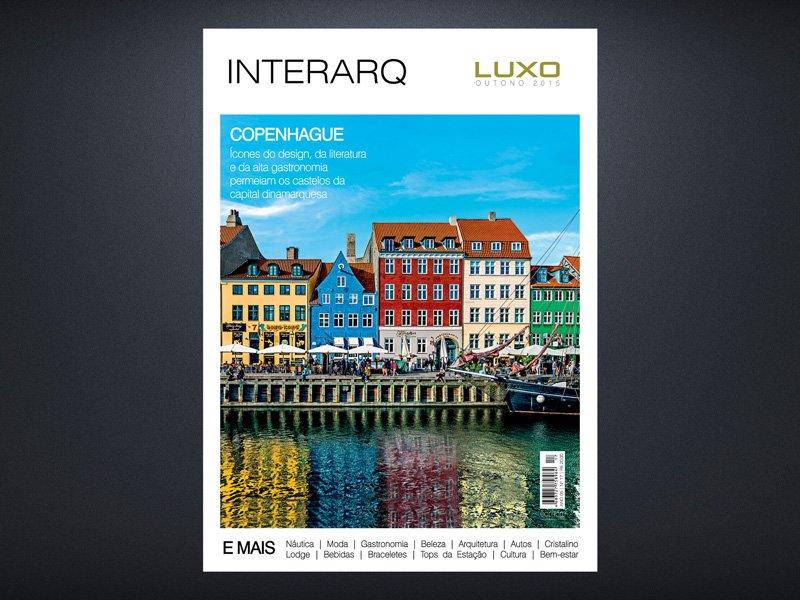 INTERARQ LUXO OUTONO 2015 - Revista InterArq | Arquitetura, decoração, design, interiores, paisagismo, lifestyle e festas
