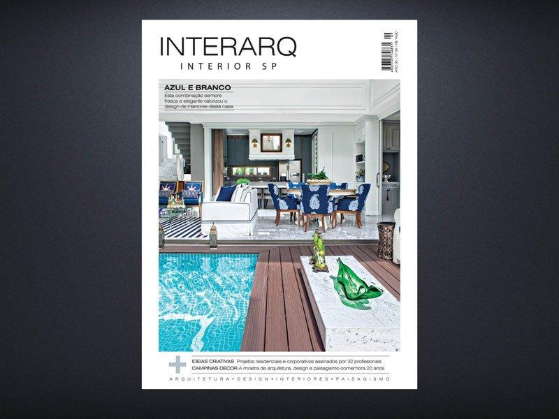INTERARQ INTERIOR SP 09 - Revista InterArq | Arquitetura, decoração, design, interiores, paisagismo, lifestyle e festas