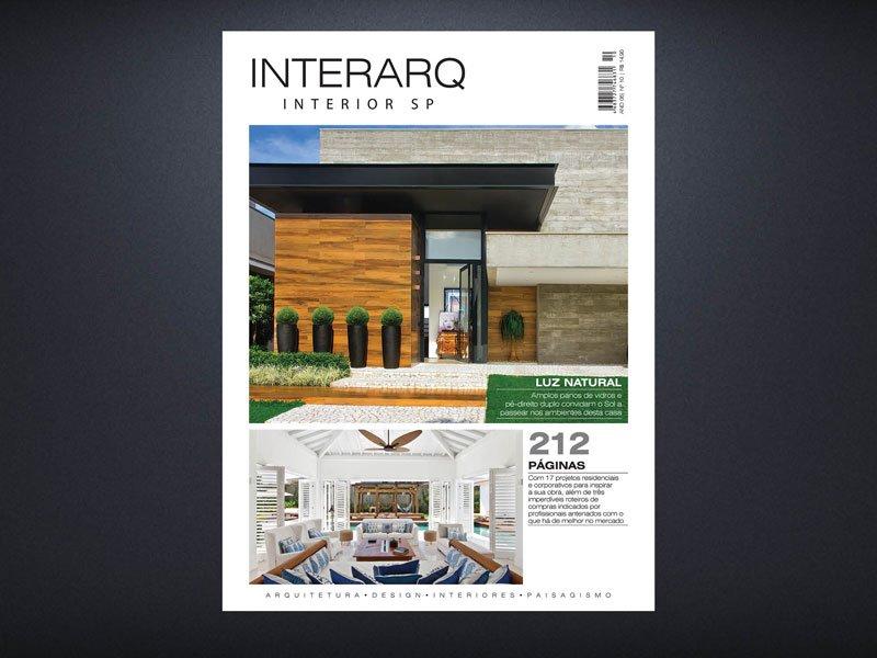 INTERARQ INTERIOR SP 10 - Revista InterArq | Arquitetura, decoração, design, interiores, paisagismo, lifestyle e festas