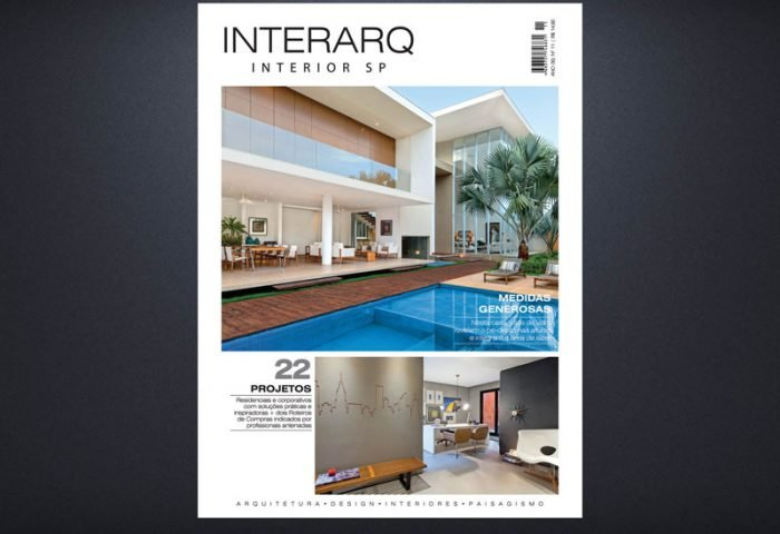 INTERARQ INTERIOR SP 11 - Revista InterArq | Arquitetura, decoração, design, interiores, paisagismo, lifestyle e festas