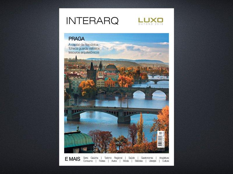 INTERARQ LUXO OUTONO 2016 - Revista InterArq | Arquitetura, decoração, design, interiores, paisagismo, lifestyle e festas