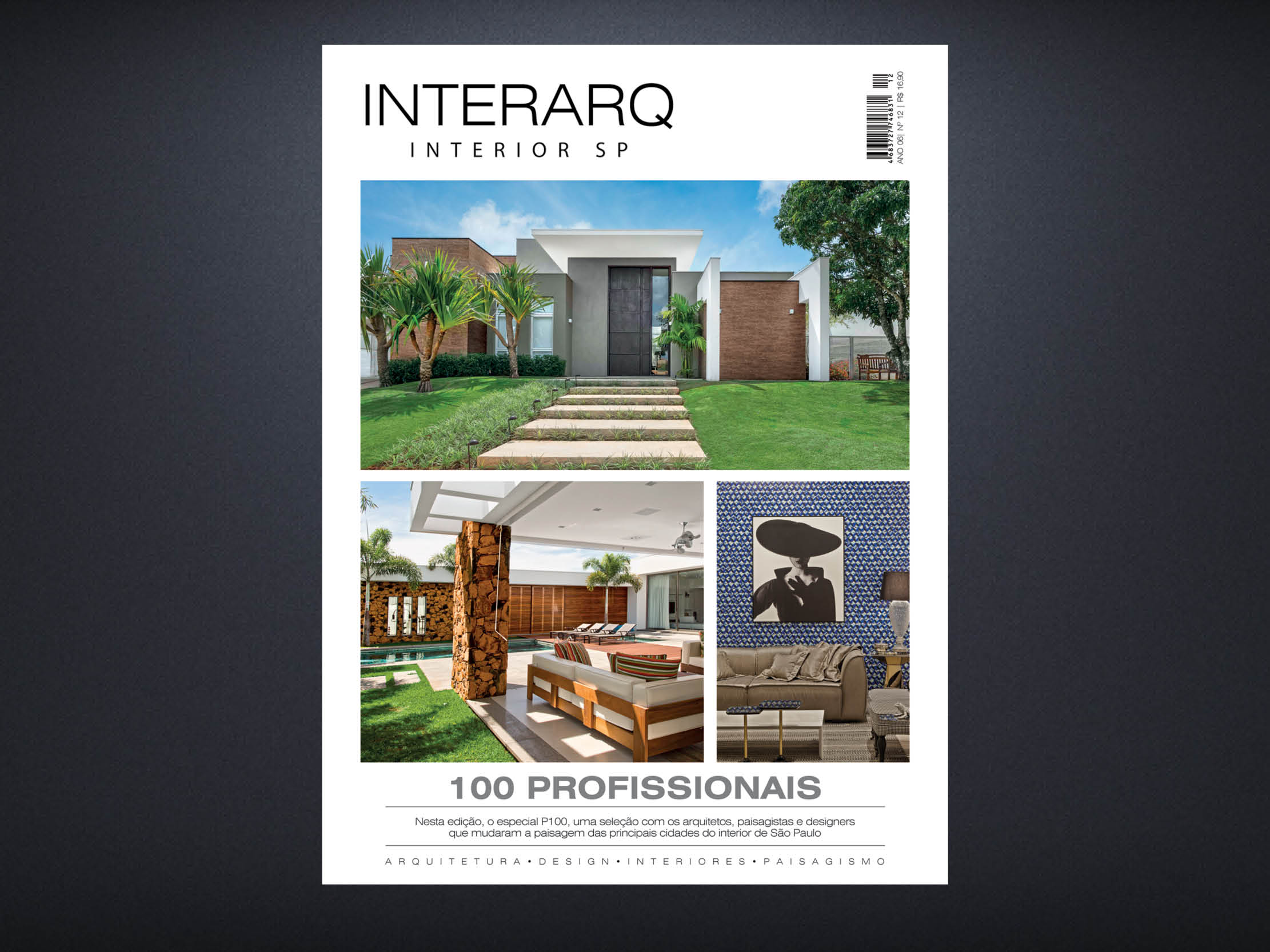 INTERARQ INTERIOR SP 12 - Revista InterArq | Arquitetura, decoração, design, interiores, paisagismo, lifestyle e festas