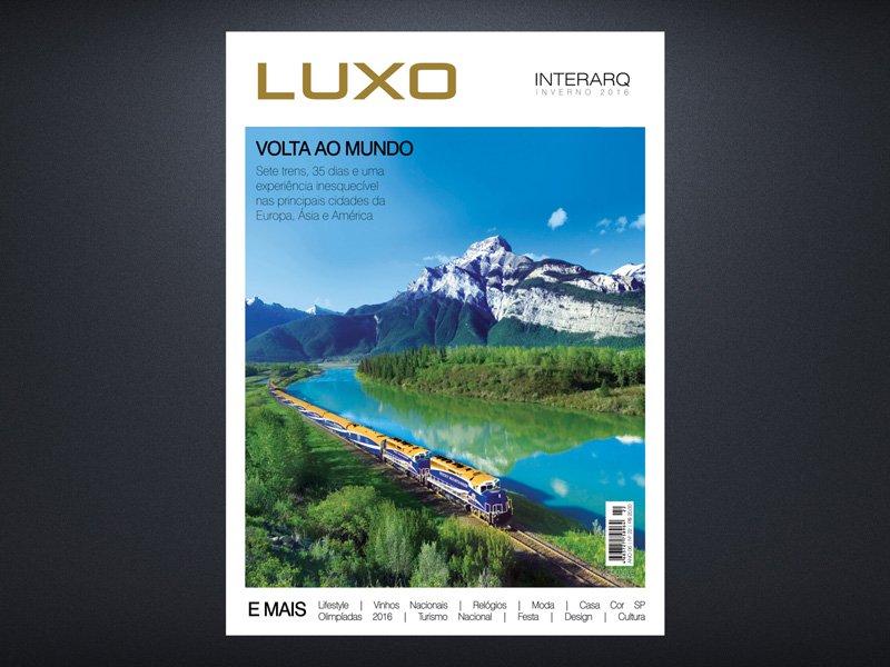 INTERARQ LUXO INVERNO 2016 - Revista InterArq | Arquitetura, decoração, design, interiores, paisagismo, lifestyle e festas