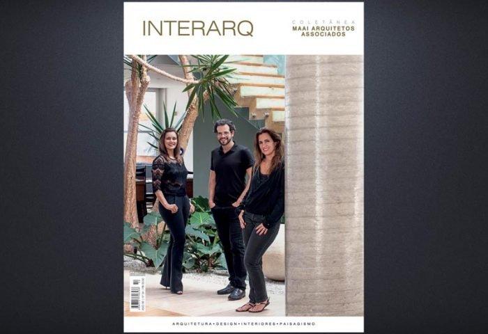 INTERARQ COLETÂNEA MAAI ARQUITETOS ASSOCIADOS – ED.54 - Revista InterArq | Arquitetura, decoração, design, interiores, paisagismo, lifestyle e festas