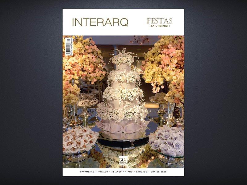 INTERARQ FESTAS IZA URBINATI – ED. 01 - Revista InterArq   Arquitetura, decoração, design, interiores, paisagismo, lifestyle e festas