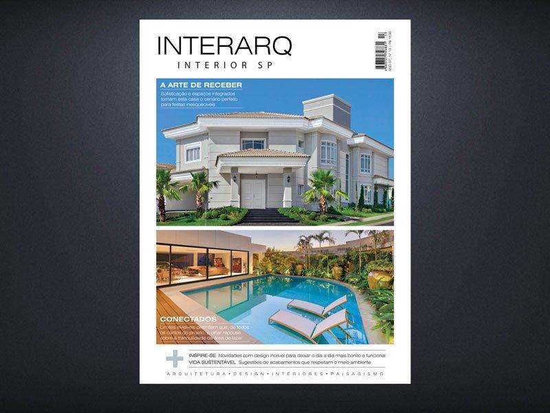 INTERARQ INTERIOR SP 13 - Revista InterArq | Arquitetura, decoração, design, interiores, paisagismo, lifestyle e festas
