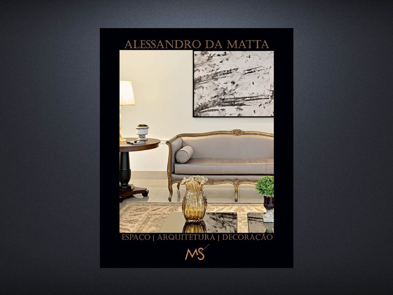 LIVRO ALESSANDRO DA MATTA - Revista InterArq | Arquitetura, decoração, design, interiores, paisagismo, lifestyle e festas