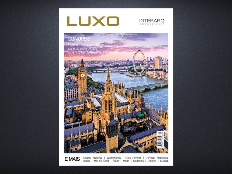 INTERARQ LUXO OUTONO 2017 - Revista InterArq | Arquitetura, decoração, design, interiores, paisagismo, lifestyle e festas
