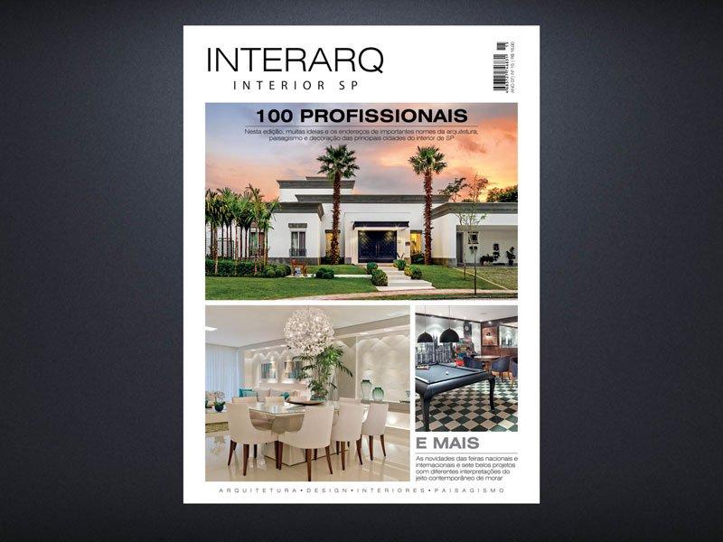 INTERARQ INTERIOR SP 15 - Revista InterArq | Arquitetura, decoração, design, interiores, paisagismo, lifestyle e festas