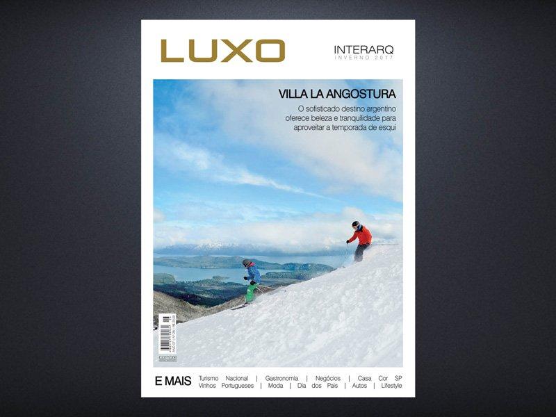 INTERARQ LUXO INVERNO 2017 - Revista InterArq | Arquitetura, decoração, design, interiores, paisagismo, lifestyle e festas