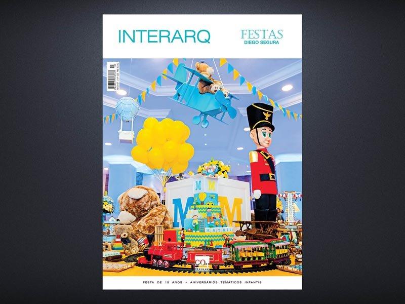 INTERARQ FESTAS DIEGO SEGURA – ED. 03 - Revista InterArq | Arquitetura, decoração, design, interiores, paisagismo, lifestyle e festas