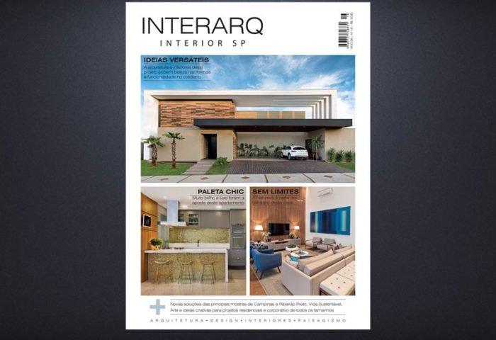 INTERARQ INTERIOR SP 16 - Revista InterArq | Arquitetura, decoração, design, interiores, paisagismo, lifestyle e festas