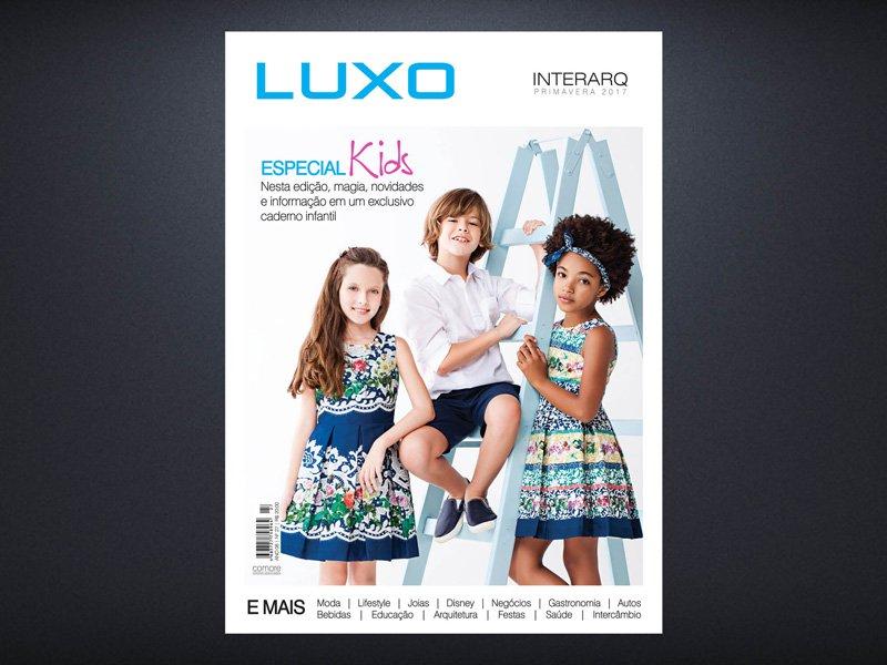 INTERARQ LUXO PRIMAVERA 2017 - Revista InterArq | Arquitetura, decoração, design, interiores, paisagismo, lifestyle e festas