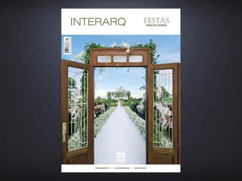INTERARQ FESTAS THALITA CUNHA – ED. 04 - Revista InterArq   Arquitetura, decoração, design, interiores, paisagismo, lifestyle e festas