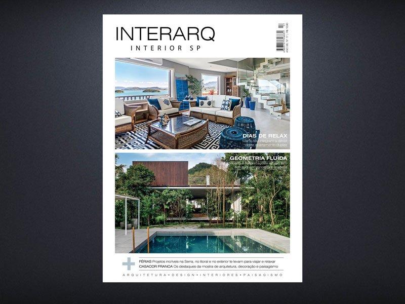 INTERARQ INTERIOR SP 17 - Revista InterArq | Arquitetura, decoração, design, interiores, paisagismo, lifestyle e festas