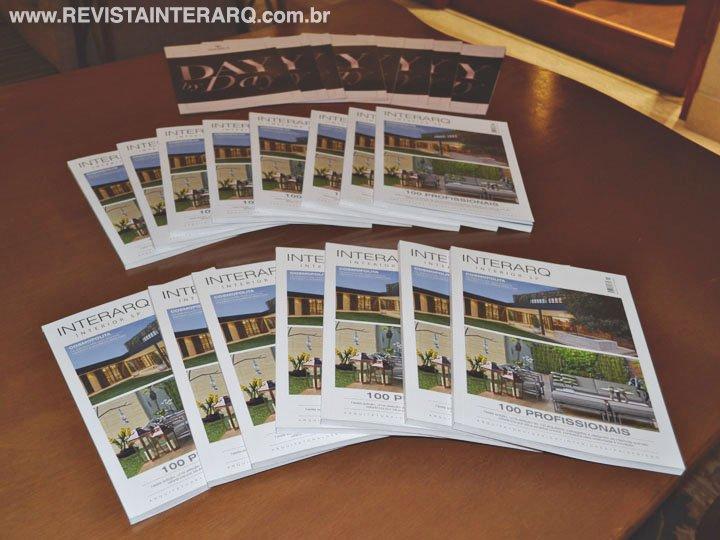 COQUETEL DE LANÇAMENTO INTERARQ INTERIOR SP 18 - Revista InterArq   Arquitetura, decoração, design, interiores, paisagismo, lifestyle e festas