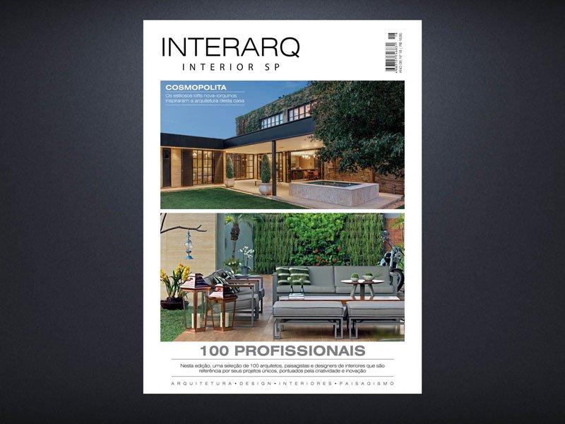 INTERARQ INTERIOR SP 18 - Revista InterArq | Arquitetura, decoração, design, interiores, paisagismo, lifestyle e festas