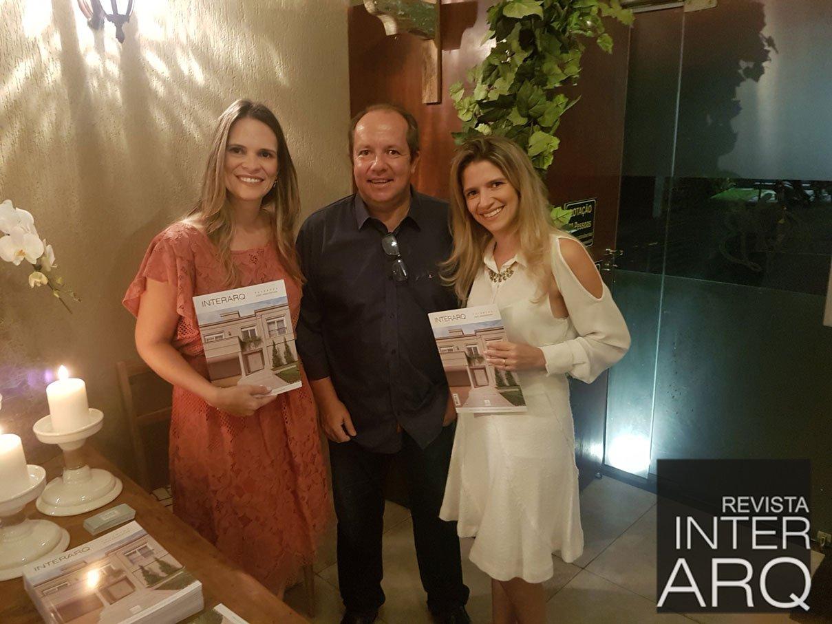 COQUETEL DE LANÇAMENTO INTERARQ TALENTOS DUET ARQUITETURA - Revista InterArq | Arquitetura, decoração, design, interiores, paisagismo, lifestyle e festas