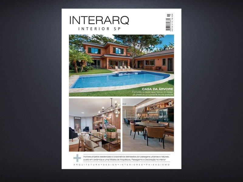 INTERARQ INTERIOR SP 19 - Revista InterArq | Arquitetura, decoração, design, interiores, paisagismo, lifestyle e festas