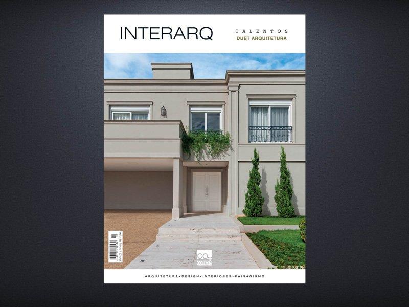 INTERARQ TALENTOS DUET ARQUITETURA –  ED 01 - Revista InterArq | Arquitetura, decoração, design, interiores, paisagismo, lifestyle e festas