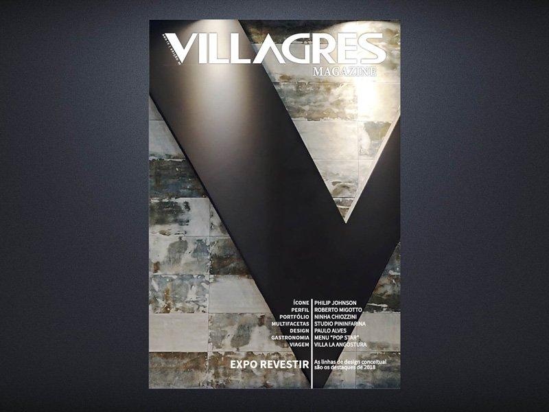 VILLAGRES MAGAZINE – ED 09 - Revista InterArq | Arquitetura, decoração, design, interiores, paisagismo, lifestyle e festas