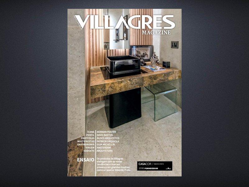 VILLAGRES MAGAZINE – ED 10 - Revista InterArq | Arquitetura, decoração, design, interiores, paisagismo, lifestyle e festas