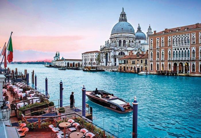 Nas águas do Mar Adriático, Veneza é uma visita à história e um convite ao romance - Revista InterArq   Arquitetura, decoração, design, interiores, paisagismo, lifestyle e festas