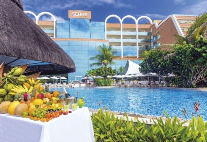 O SERHS Natal Grand Hotel, um resort cinco estrelas na capital do Rio Grande do Norte, é ideal para férias em família e eventos corporativos - Revista InterArq | Arquitetura, decoração, design, interiores, paisagismo, lifestyle e festas