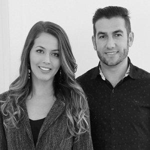 Eric Delcole e Tatiane Paulino - Revista InterArq | Arquitetura, decoração, design, interiores, paisagismo, lifestyle e festas