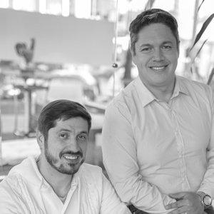 Alexandre Harrisberger e Antonio Martinelli - Revista InterArq | Arquitetura, decoração, design, interiores, paisagismo, lifestyle e festas