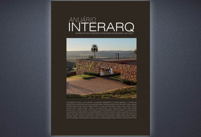 ANUÁRIO INTERARQ DE ARQUITETURA, INTERIORES E PAISAGISMO 2017/2018 - Revista InterArq | Arquitetura, decoração, design, interiores, paisagismo, lifestyle e festas