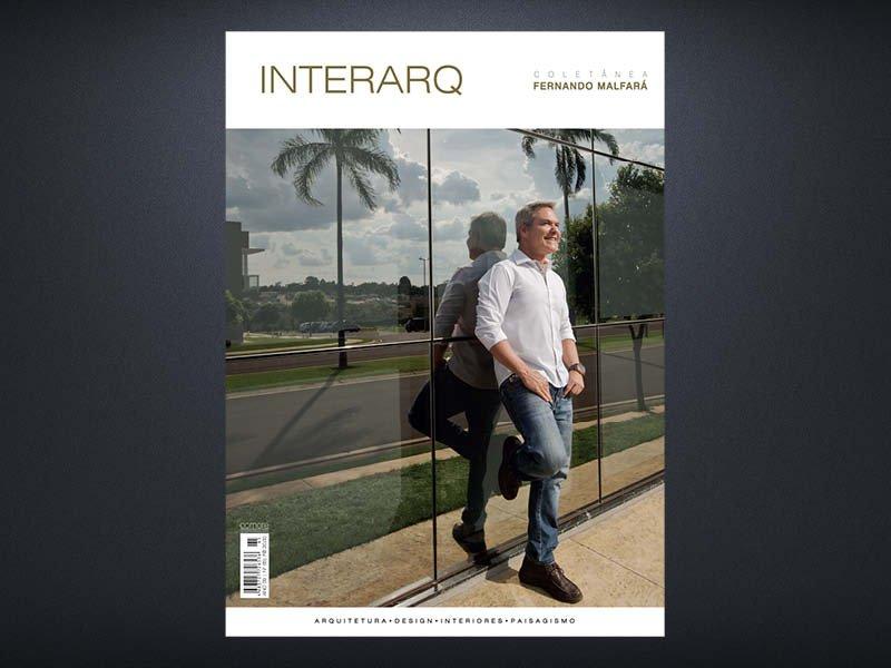 INTERARQ COLETÂNEA FERNANDO MALFARÁ – ED. 65 - Revista InterArq   Arquitetura, decoração, design, interiores, paisagismo, lifestyle e festas