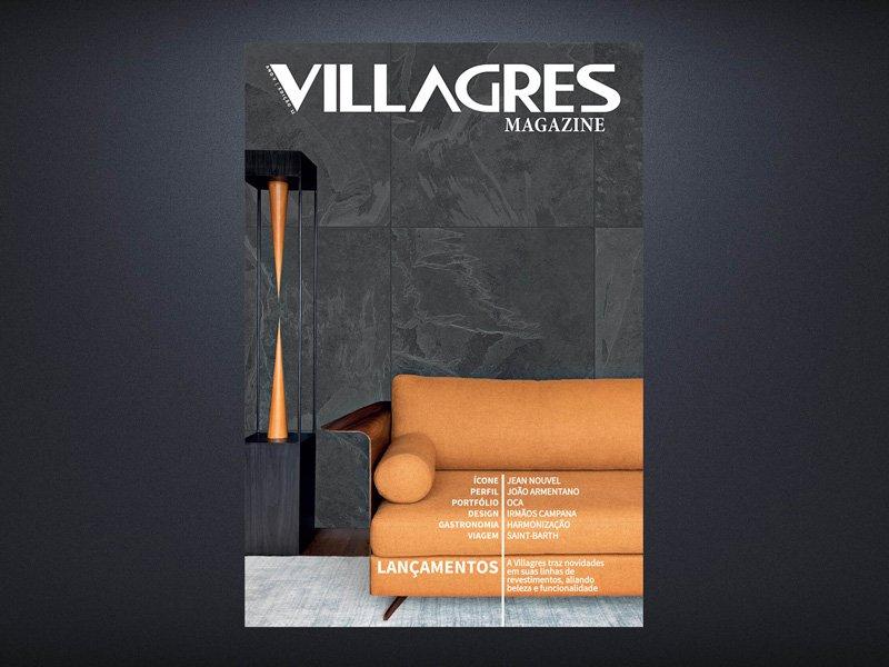 VILLAGRES MAGAZINE – ED 11 - Revista InterArq | Arquitetura, decoração, design, interiores, paisagismo, lifestyle e festas