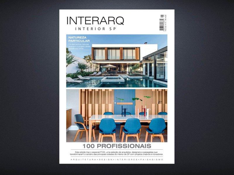 INTERARQ INTERIOR SP 21 - Revista InterArq | Arquitetura, decoração, design, interiores, paisagismo, lifestyle e festas