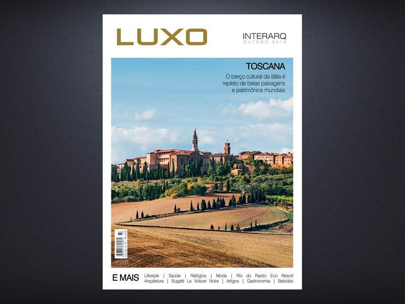 INTERARQ LUXO OUTONO 2019 - Revista InterArq | Arquitetura, decoração, design, interiores, paisagismo, lifestyle e festas