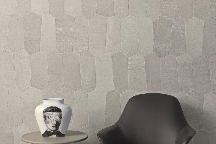 Texturas e novas padronagens predominaram nos revestimentos de paredes na ExpoRevestir 2019 - Revista InterArq | Arquitetura, decoração, design, interiores, paisagismo, lifestyle e festas