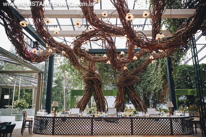 Organic Wedding - Revista InterArq | Arquitetura, decoração, design, interiores, paisagismo, lifestyle e festas